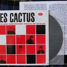 Discos de vinilo: LES CACTUS -CAN'T BE LIKE ME- EP. Lote 43589182