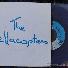 Discos de vinilo: HELLACOPTERS - CITY SLANG - VINILO DE COLOR AZUL. Lote 43589760
