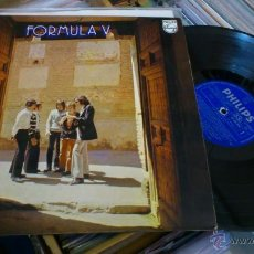 Discos de vinilo: FORMULA V LP DISCO DE VINILO PHILIPS STEREO 63 28 024 . Lote 43592569