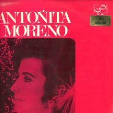 Discos de vinil: ANTOÑITA MORENO 1969 ZAFIRO ZV-535. Lote 4343881