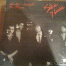 Discos de vinilo: SILVIO Y LUZBEL - ROCKIN´TONIGHT + LA PLAYA (RCA,1980) FDEZ MELGAREJO. LUEGO BARRALIBRE Y SACRAMENTO. Lote 235442910