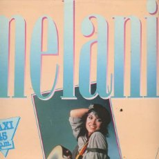 Discos de vinilo: MELANIE / EVERY BREATH OF THE WAY / LOVERS LULLABY / PUT A HAT ON YOUR HEAD (SPLASH 1983). Lote 43598992