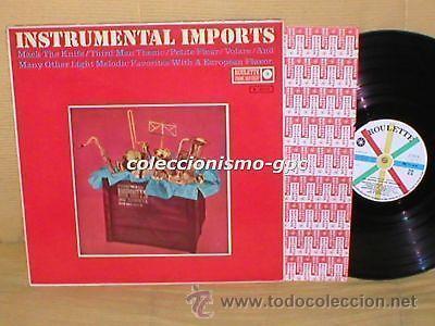 INSTRUMENTAL IMPORTS JOE REISMAN (Música - Discos - LP Vinilo - Orquestas)