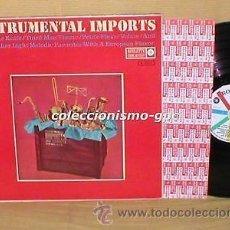 Discos de vinilo: INSTRUMENTAL IMPORTS JOE REISMAN. Lote 43600323