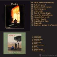 Discos de vinilo: CANDEAL - CANDEAL (MOVIEPLAY, 1980) LP DE VINILO NUEVO, A ESTRENAR + CD DE REGALO DE SU 2º ÁLBUM. Lote 43602072