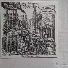 Discos de vinilo: KONTATTO - MAI COME VOI LP 2010. Lote 43605254