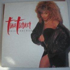 Discos de vinilo - MAGNIFICO LP DE - TINA - TURNER - - 43608731