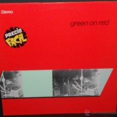 Discos de vinilo: GREEN ON RED - DOWN THERE (ESPAÑA-1986). Lote 43608885