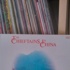 Discos de vinilo: THE CHIEFTAINS IN CHINA. Lote 43609602
