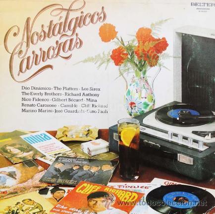 NOSTALGICOS CARROZAS (Música - Discos de Vinilo - EPs - Disco y Dance)