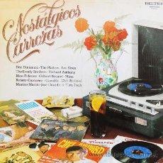 Discos de vinilo: NOSTALGICOS CARROZAS. Lote 43610597