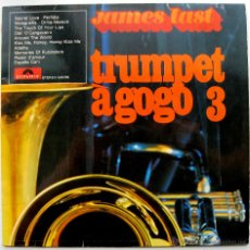 Discos de vinilo: JAMES LAST - TRUMPET À GOGO 3 - LP POLYDOR 1968 ALEMANIA BPY. Lote 43614313