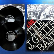 Discos de vinilo: J. GEILS BAND / BLOW YOUR FACE OUT 76, DOBLE LP, BLUES ROCK, COMPLETA 1ª EDIC USA + ENCARTES, IMPECA. Lote 43628835