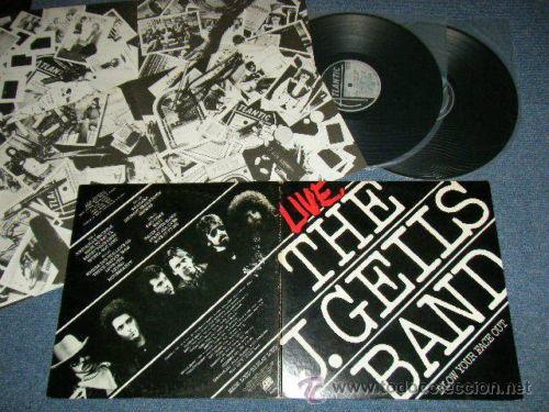Discos de vinilo: j. geils band / blow your face out 76, DOBLE LP, BLUES ROCK, completa 1ª EDIC USA + ENCARTES, IMPECA - Foto 2 - 43628835