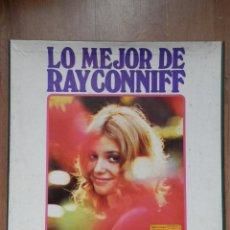 Discos de vinilo: LO MEJOR DE RAY CONNIFF - RAY CONNIFF. Lote 43637119