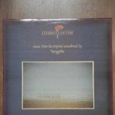 Discos de vinilo: CHARIOTS OF FIRE. MUSIC FROM THE ORIGINAL SOUNDTRACK - VANGELIS. Lote 43637135