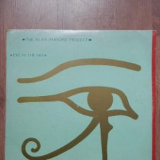 Discos de vinilo: EYE IN THE SKY - THE ALAN PARSONS PROJECT. Lote 43637142