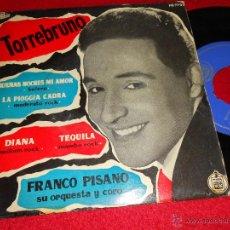 Discos de vinilo: TORREBRUNO BUENAS NOCHES MI AMOR/LA PIOGGIA CADRA +2 EP 1959 ESPAÑA SPAIN. Lote 43637383