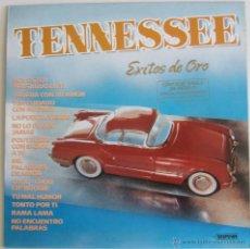 Discos de vinilo: TENNESSEE - EXITOS DE ORO {LP} - VG+ / VG+ [INCLUYE SINGLE DE REGALO] TENNESSE. Lote 43639220
