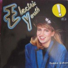 Discos de vinil: LP - DEBBIE GIBSON - ELECTRIC YOUTH (GERMANY, ATLANTIC RECORDS 1989). Lote 43652615
