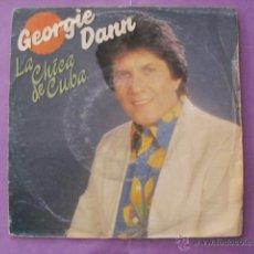 Discos de vinilo: GEORGIE DANN. SINGLE.. Lote 43654990