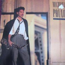 Discos de vinilo: LP - MICHAEL PAULO - ONE PASSION (GERMANY, MCA RECORDS 1989). Lote 43665165