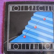 Discos de vinilo: LP - MOTI SPECIAL - MOTIVATION (SPAIN, SANNI RECORDS 1985). Lote 43665349