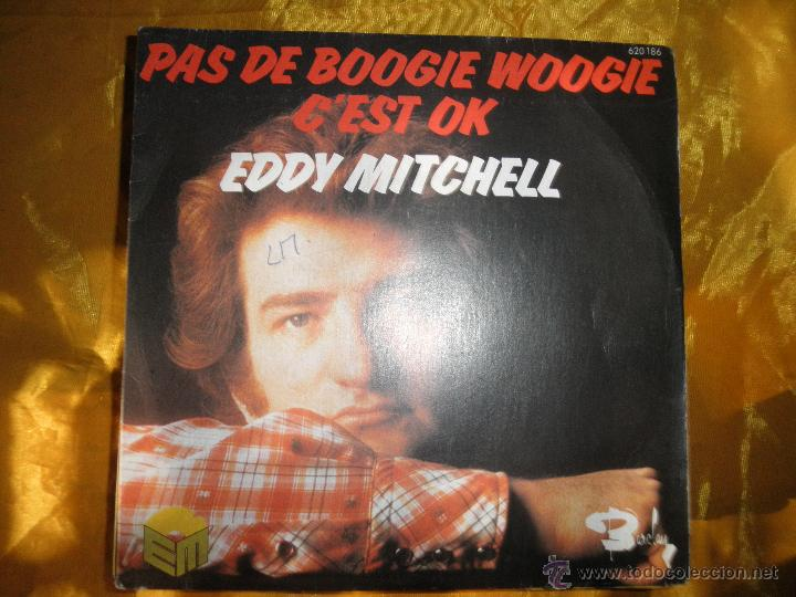 EDDY MITCHELL WOOGIE TÉLÉCHARGER PAS DE BOOGIE