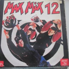 Discos de vinilo: MAX MIX 12 DOBLE LP. Lote 45167861