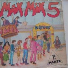 Discos de vinilo: MAX MIX 5 DOBLE LP. Lote 43667420