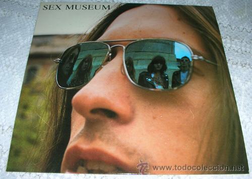 SEX MUSEUM - GET LOST - SINGLE ROMILAR-D 1989 (Música - Discos - Singles Vinilo - Grupos Españoles de los 90 a la actualidad)