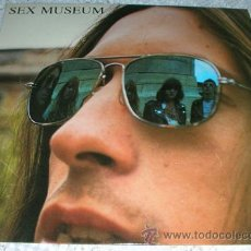 Discos de vinilo: SEX MUSEUM - GET LOST - SINGLE ROMILAR-D 1989. Lote 43669433