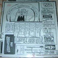Discos de vinilo: PANX VINYL ZINE 09 - INCERTITUDE - DEAD YOUTH - MAZE Y MAS- FANZINE + EP. Lote 43670026