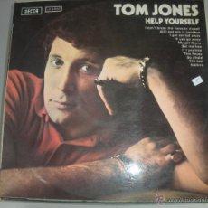 Discos de vinilo: MAGNIFICO LP DE - TOM - JONES -. Lote 43671180