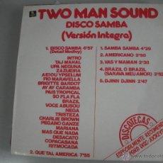 Discos de vinilo: MAGNIFICO LP DE - TWO - MAN - SOUND -. Lote 43671201