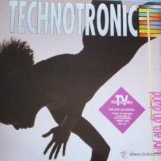 Discos de vinilo: TECHNOTRONIC,PUMP UP THE JAM EDICION ESPAÑOLA DEL 89. Lote 194335558