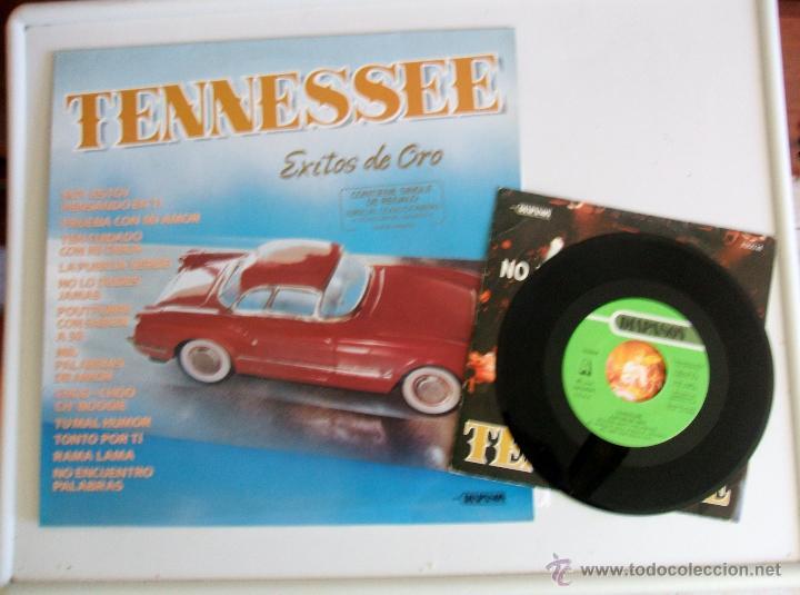 Discos de vinilo: TENNESSEE - EXITOS DE ORO {LP} - VG+ / VG+ [INCLUYE SINGLE DE REGALO] TENNESSE - Foto 3 - 43639220