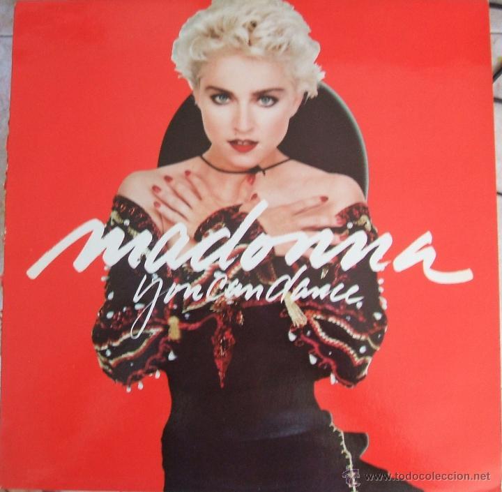 MADONNA : YOU CAN DANCE {MAXI SINGLE} (Música - Discos de Vinilo - Maxi Singles - Disco y Dance)