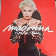 Discos de vinilo: MADONNA : YOU CAN DANCE {MAXI SINGLE}. Lote 117550378