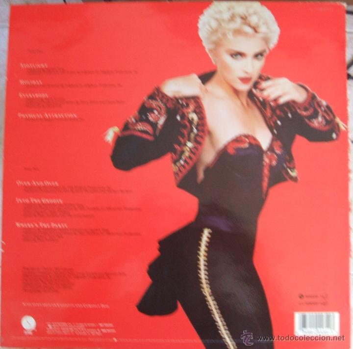 Discos de vinilo: MADONNA : YOU CAN DANCE {MAXI SINGLE} - Foto 2 - 117550378