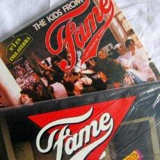 Discos de vinilo: 2 DISCOS DE VINILO DE FAME. Lote 43686702
