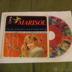 Discos de vinilo: MARISOL CANCIONES NAVIDEÑAS. ZAFIRO 1964. EP 4 TEMAS. Lote 43687171