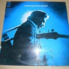 Vinyl records - JOHNNY CASH (LP) AT SAN QUENTIN AÑO 1970 - 43687186