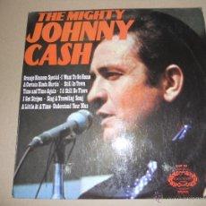 Vinyl records - JOHNNY CASH (LP) THE MIGHTY AÑO 1971 - EDICION U.K. - 43687210