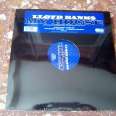 Discos de vinilo: VINILO MX LLOYD BANKS - MY HOUSE RAP/ HIP HOP USA. Lote 43691771