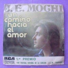 Discos de vinilo: J.E. MOCHI. SINGLE.. Lote 43698417