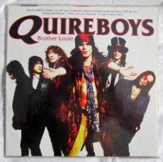 Discos de vinilo: DISCO DE VINILO DE QUIREBOYS: BROTHER LOWIE. EDICIÓN ESPECIAL, DISCO ROJO. Lote 43700657