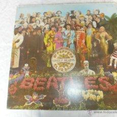 Discos de vinilo: THE BEATLES - SERGEANT PEPPER´S LONELY HEARTS CLUB BAND - VER DESCRIPCION. Lote 43706526