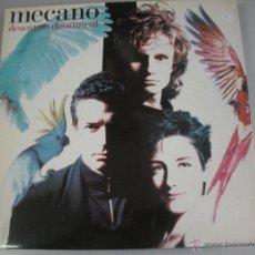 Discos de vinilo: MAGNIFICO LP DE - MECANO -. Lote 43712782