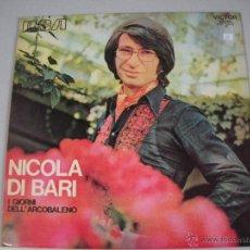 Discos de vinilo: MAGNIFICO LP DE - NICOLA - DI - BARI -. Lote 43715652